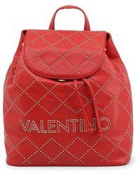 Valentino By Mario Valentino Backpack Vbs3ki02 - Rood