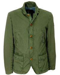 Refrigue Jacket - Groen