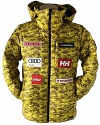 Helly Hansen Axamer Puffy Jacket - Geel