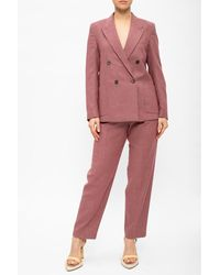 PS by Paul Smith Double-breasted blazer Rosa