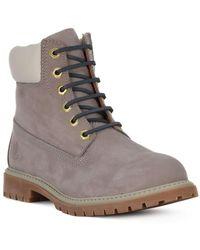 Lumberjack Cd017 Ankle Boot Gris