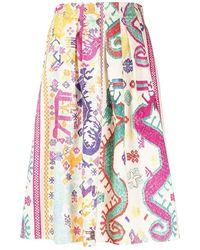 Etro Skirt - Roze