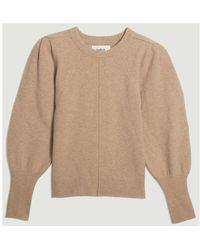 Ba&sh Nestor Wool Sweater - Naturel