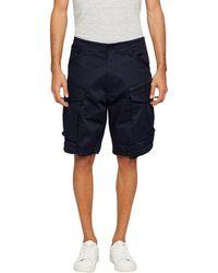 G-Star RAW Rovic Zip Relaxed Shorts - Blauw