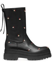 RED Valentino Valentino garavani boots - Nero