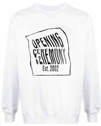 Opening Ceremony Sweater - Wit
