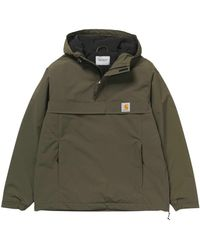 Carhartt WIP Giacca Nimbus Pullover - Groen
