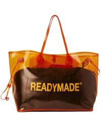 READYMADE Roomy Bag - Orange