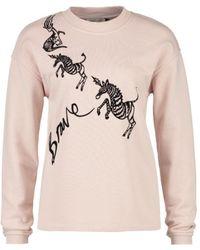 CKS Sweater Maddonna , Nude - Size 34 / Xs - Naturel