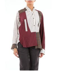 Loewe S2299221ak Shirt - Rood
