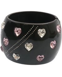 Chanel Vintage Bracelet d'occasion - Noir