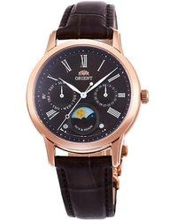 Orient Watch - Gelb