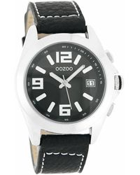 OOZOO Watch - Zwart