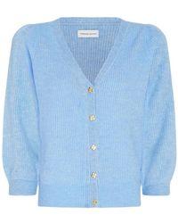 FABIENNE CHAPOT Cardigan - Blauw