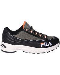 Fila Zapatos planos Negro