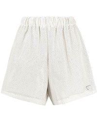 Prada Shorts - Wit