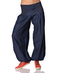 Pulz Jeans Pulz Tasgy Broek - Blauw