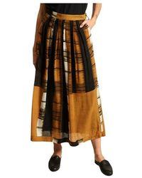 Diega Skirt - Oranje