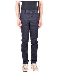 Silvian Heach Trousers - Blau