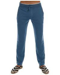 Dolce & Gabbana Gym Training Sport Pants - Blauw