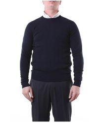 AT.P.CO A214981C2 Crewneck Sweatshirt - Bleu