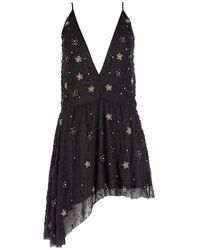 Amiri Dress - Zwart