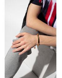 Dolce & Gabbana - Bracelet avec logo - Lyst