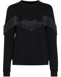 Ichi Zinka Sweater - Zwart