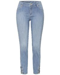 ROSNER Pantalon 01925/1039-15 - Blauw