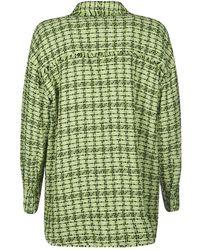 MSGM Shirt Verde