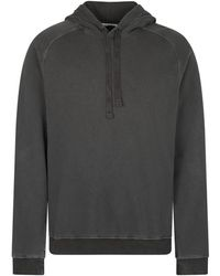 Boglioli Relaxed fit hoodie - Negro