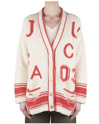 Jucca J3111084 Cardigan - Wit