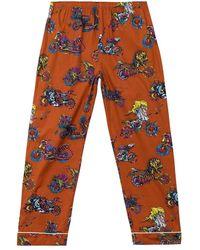 Brain Dead Moro Pijama Bottom - Oranje