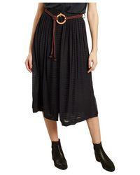 Sessun Queen Valley Skirt - Blauw