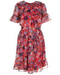 GAUDI Dress 911fd15024 - Rood