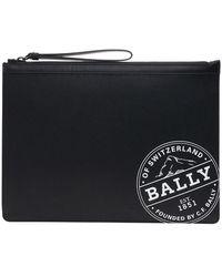 Bally Bhalden Clutch - Zwart