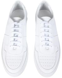 Common Projects Bball Turnschuhe - Weiß