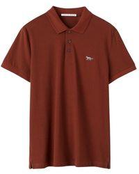 Tiger Of Sweden Darios Polo Shirt - Rood