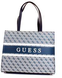 Guess Borsa Hwjy7894230 - Blu