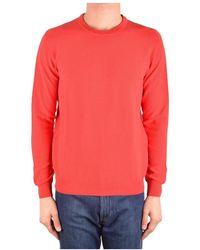 J.O.T.T O-neck Knitwear - Rood
