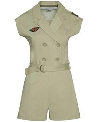 Aeronautica Militare Robe - Grün