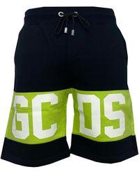 Gcds - Band Logo Bermuda - Lyst