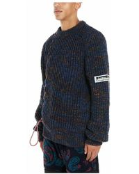 Aries Sweater - Bleu
