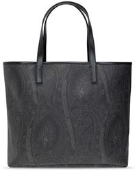 Etro Shopper Bag - Grijs