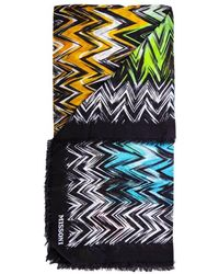 Missoni Scialle - Paars