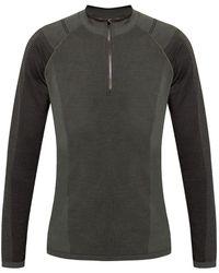 Y-3 Long-sleeved T-shirt - Groen