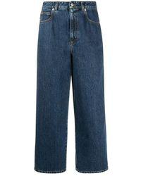 Alexander McQueen - Jeans - Lyst