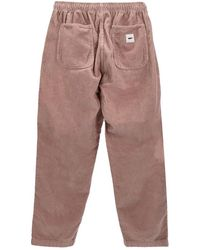 Obey Trousers Rosa
