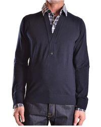 Bikkembergs Sweatshirt - Blauw