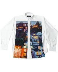 IRO Camicia stampa - Bianco